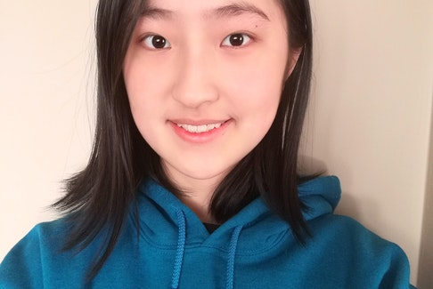 Qiqi Liu, 18, of Pasadena, recently received a $6,000 scholarship that will help her pursue her studies in architecture. CONTRIBUTED