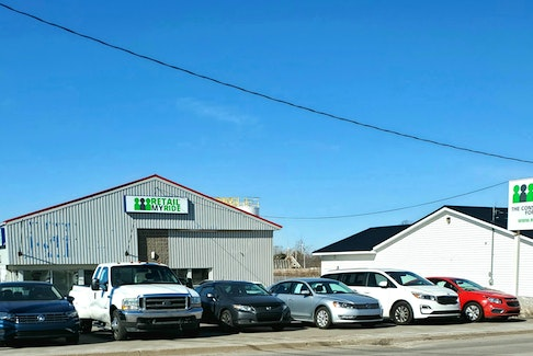 Retail My Ride is enjoying success in Amherst. CONTRIBUTED
