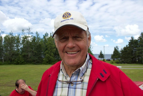 Bob Janes, 78, has been the chair of the Camp Tidnish committee for going on 30 years. He remains heavily involved in the camp. CONTRIBUTED