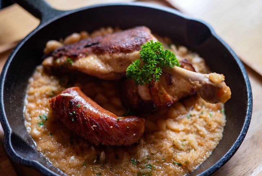 Cassoulet is well worth the time it takes to cook. 123RF Photo