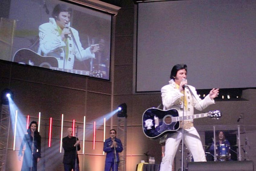 Top-notch Elvis impersonator Thane Dunn will be returning to Truro on Saturday for his second concert this year in the Hubtown as part of his 40th anniversary tour – marking four decades since the death of the King. The concert is being held at the Cobequid Educational Centre auditorium.