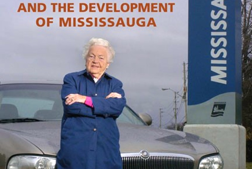 One of Canada's most famous former mayors, Hazel McCallion, is the focus of Tom Urbaniak's newest book.