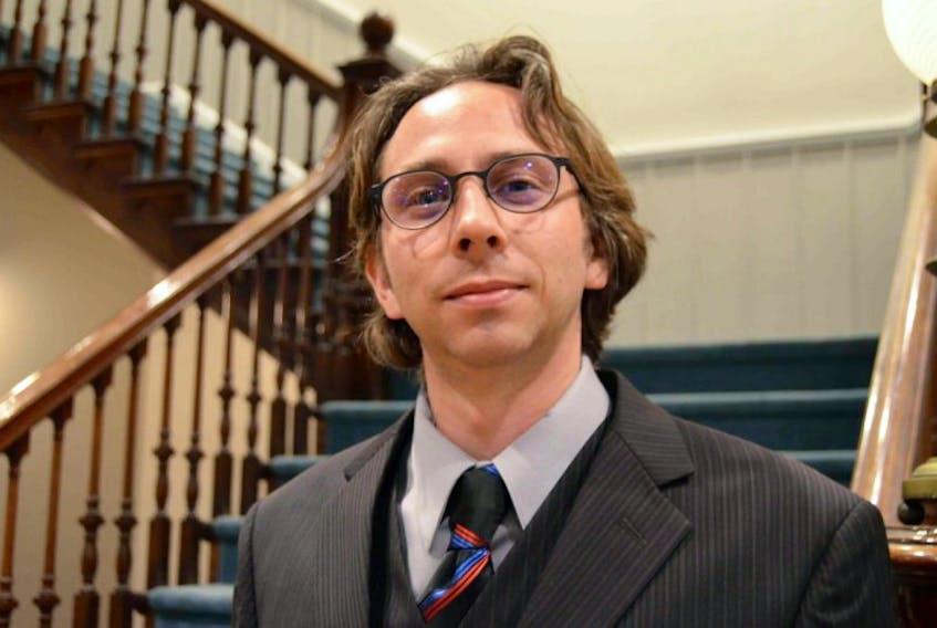 Trevor Bruhm
