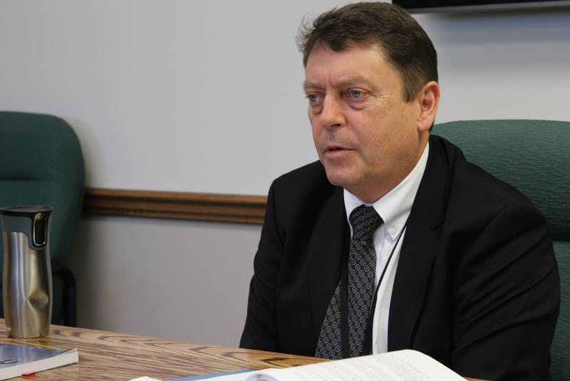 Newfoundland and Labrador Chief Electoral Officer Bruce Chaulk. — Saltwire Network file photo