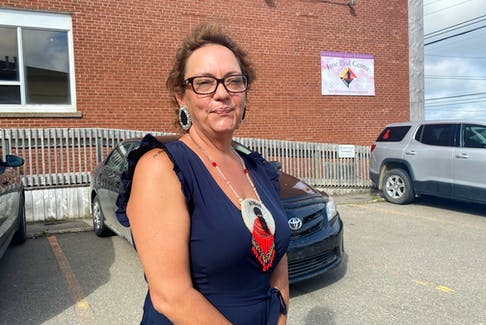 """Chief Annie Bernard of We'koqma'q First Nation wants business owners and merchants throughout Cape Breton to honour the tax exemption for status Mi'kmaq people. """"We've been here since the creation of this land and in the spirit of reconciliation they should honour the tax exemption,"""" she said. Contributed"""