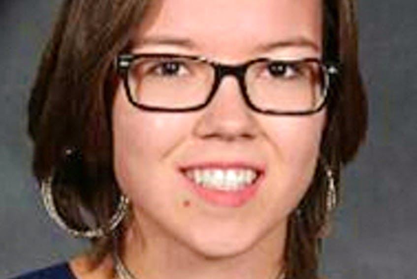 Mass shooting victim Emily Tuck is this year's winner of the 2020 Tic Butler Award. CONTRIBUTED