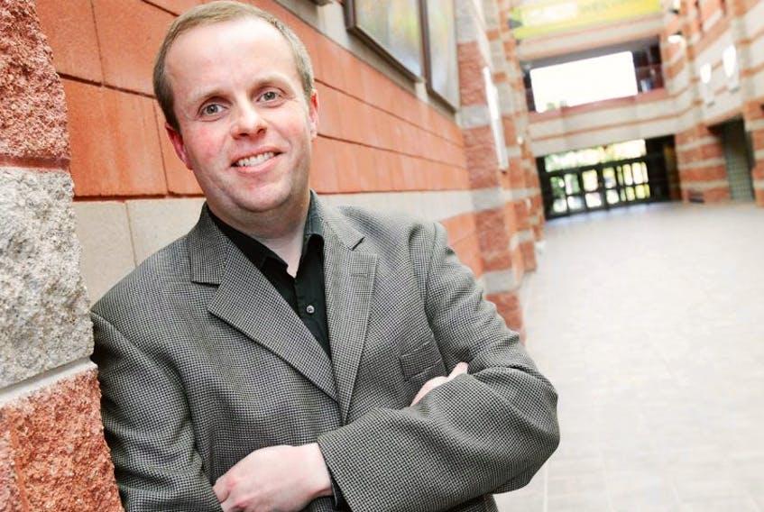 Tom Urbaniak, associate professor of political science at Cape Breton University.