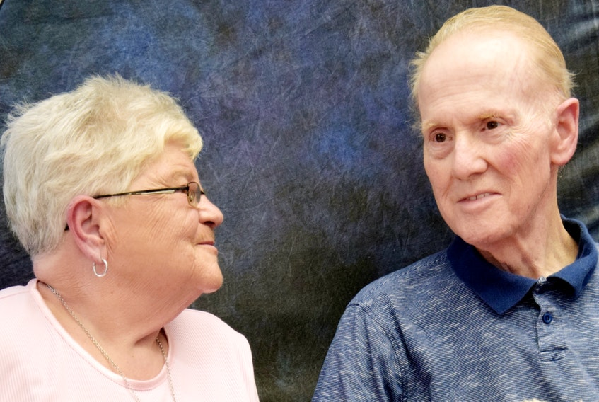 Joy and Junior MacLean have been married for more than 55 years.