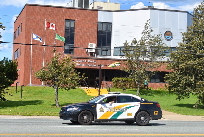 Jane (whose real name is not being revealed) believes she was at the Cape Breton Regional Police Service headquarters in Sydney within an hour or two of the alleged sexual assault on Aug. 26, 2020. She questions why an investigator didn't call her to move forward until three months after she made her statement. CAPE BRETON POST FILE