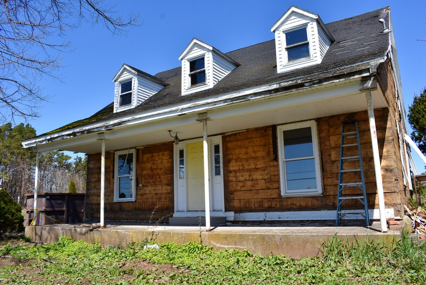 This historic home has long been a fixture in the rural Kings County community of Upper Canard, near the intersection for Highway 341 and Middle Dyke Road.