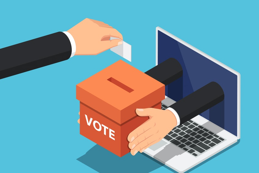 Saturday is decision day for municipal elections in Cape Breton. STOCK IMAGE