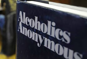The Alcoholics Anonymous book. CONTRIBUTED