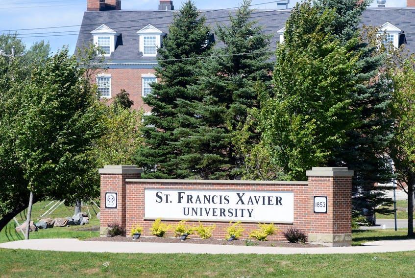 St. Francis Xavier University.