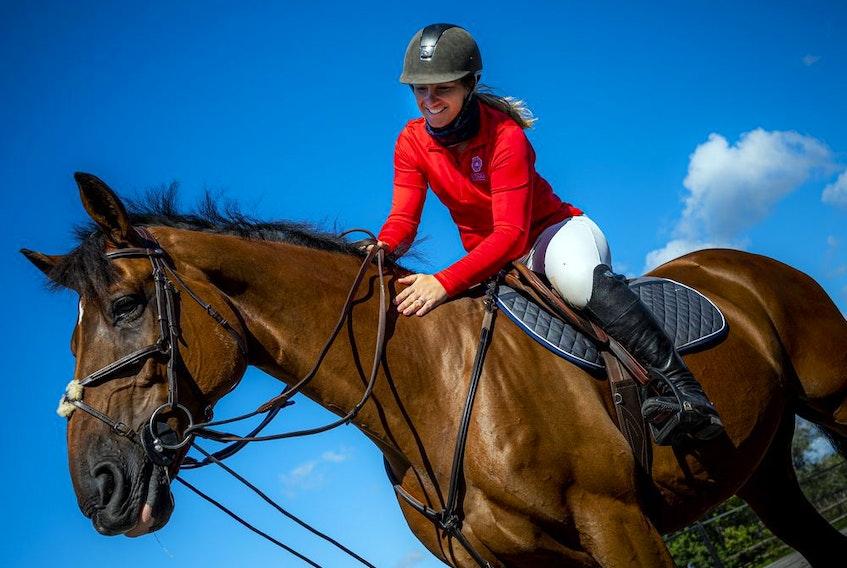 Karen Sparks, executive director of Wesley Clover Parks, led the marketing effort to land the equestrian world's biggest provincial competition, Trillium Championships, to be held Sept. 1-5. Ashley Fraser/Postmedia