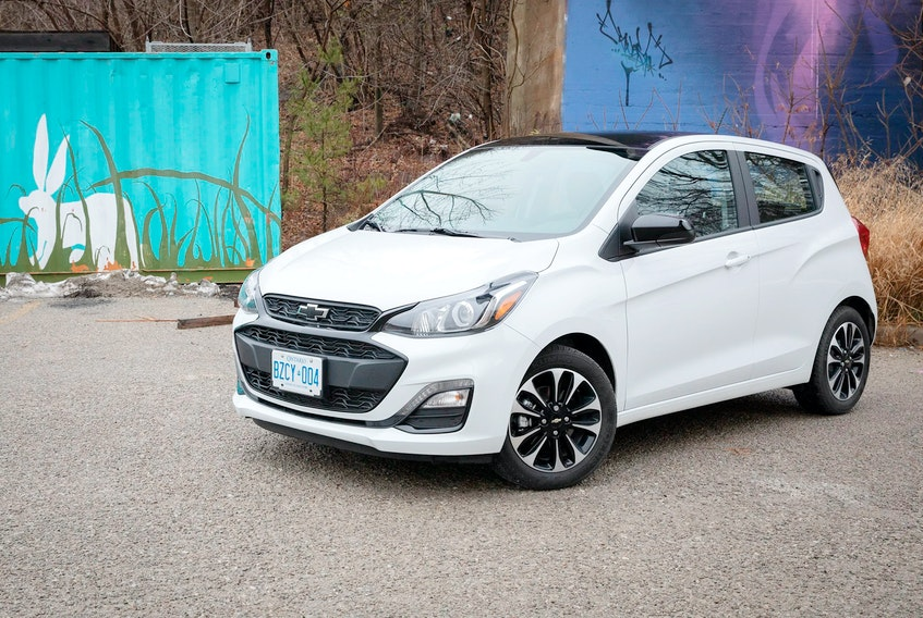 The Chevrolet Spark is now the most affordable new car in Canada and it's worth buying. Postmedia News