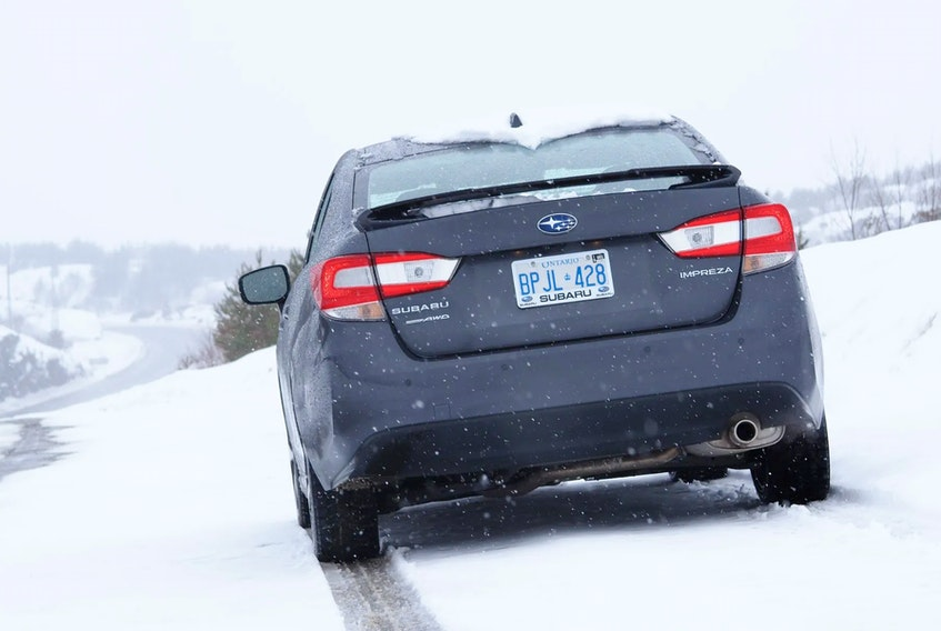 The Subaru Impreza is a go-to among compact cars, as one of the only AWD-equipped options in its segment. Postmedia News