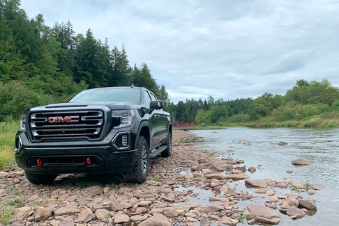 It's not surprising GMC plans to build an all-electric Sierra. Handout/GMC
