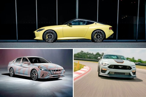 Well-engineered sports cars or sport coupes are not a thing of the past just yet. Handouts/Nissan/Hyundai/Ford