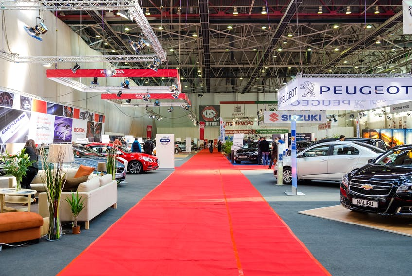 Thanks to the ongoing pandemic, auto shows all over the world have fallen by the wayside. 123rf stock photo