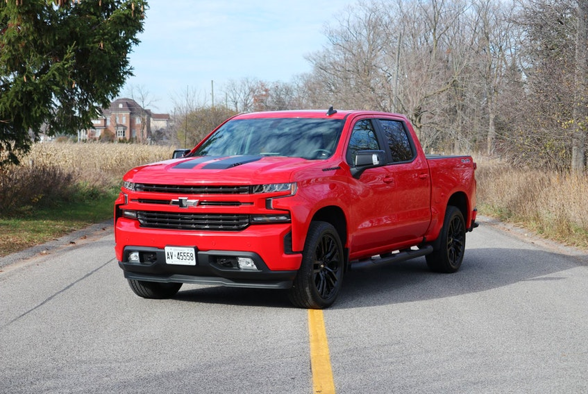 The 2020 Chevrolet Silverado 1500 RST 4x4 is a very good truck with lots of choice, and it definitely merits a look. Fred Bottcher Photo