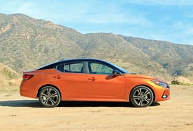 The Nissan Sentra is a compelling sedan for its price. Postmedia News