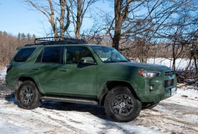 Built on a real truck frame with a solid axle rear and selectable 4WD, the 2021 Toyota 4Runner is a real SUV in a sea of imposters. Postmedia News