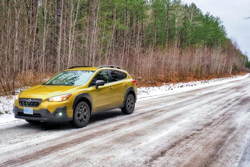 The 2021 Subaru Crosstrek is a top-notch ride with adventuresome character. Justin Pritchard/Driving
