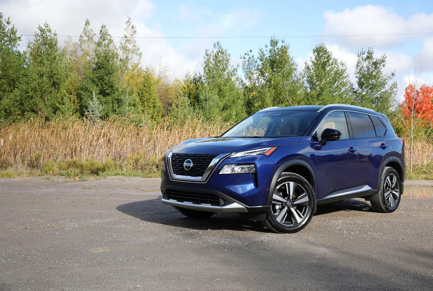 The 2021 Nissan Rogue's most compelling offering remains the value proposition in its lower-priced trims. Postmedia News