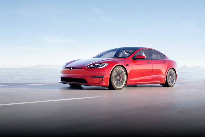 The Tesla S was technically announced in June 2008, with first customer deliveries officially happening four years later in June 2012. Tesla/Handout