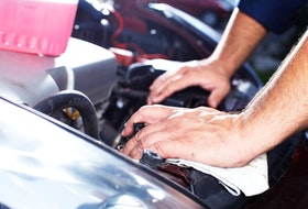After something has been repaired on your car, it could create a new problem or highlight one that already existed. 123rf stock photo