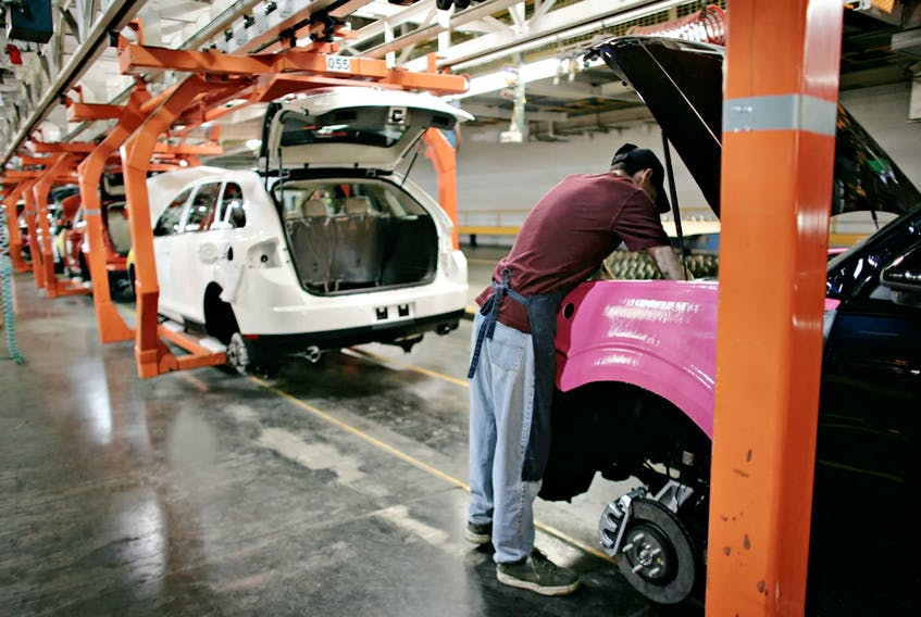 Some automakers were hit hard by the chip shortage, with some curtailing production. Postmedia News