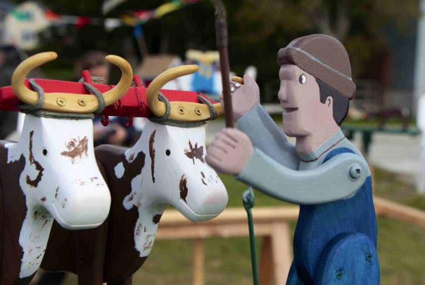 Whirligigs will once again dominate the Shelburne waterfront.