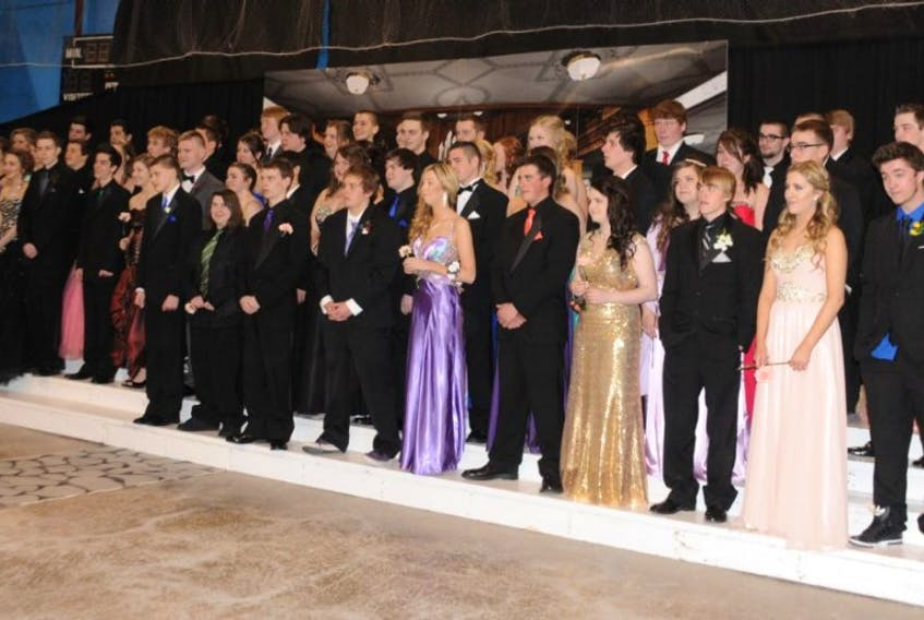 The annual Crescent Collegiate high school graduation ceremony has been held at the Trinity Placentia Stadium for the last several years. If the stadium closes, there will be some questions about where it will be held in the future. Compass file photo