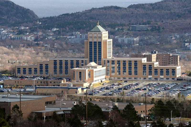 The Confederation Building in St. John's. - SaltWire Network file photo