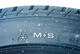 A set of winter tires may sound expensive but they are cheap compared to the human and property costs of a collision caused by poor traction.  (123 RF)