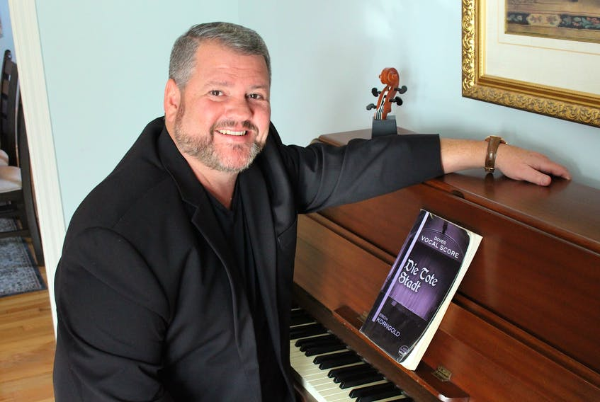 After 25 years of singing on the stages of some of the world's most famous opera houses, Newfoundland and Labrador-born tenor David Pomeroy is releasing his debut album.  — Andrew Waterman/The Telegram