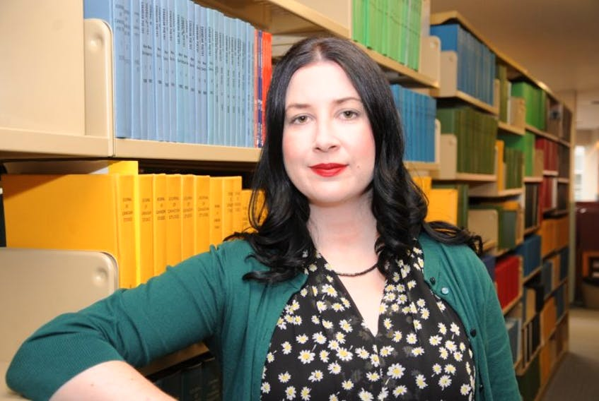 Librarian Crystal Rose, a member of the Newfoundland and Labrador Library Association, has concerns about the library system review and its public consultations.