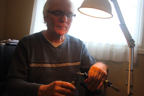 Forty-one years later, the Black Silvertip is a fly Bruce Andrews continues to tie and use to this day.