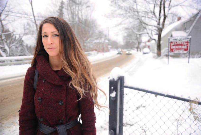It's been a long road for Corner Brook's Jessica Duffney and she feels she's at a crossroads in the path to addressing her health concerns. - (Gary Kean)