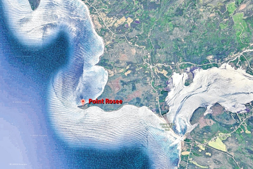 Archaeology report confirms no evidence of Norse presence at Point Rosee in southwestern Newfoundland.