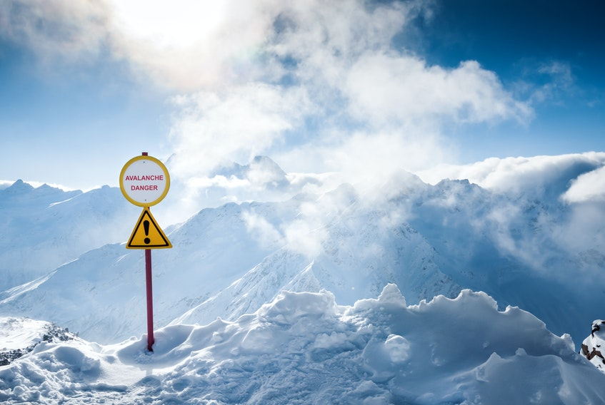 A member of the local search and rescue group is preaching avalanche risk awareness if you're planning a backcountry excursion this winter.