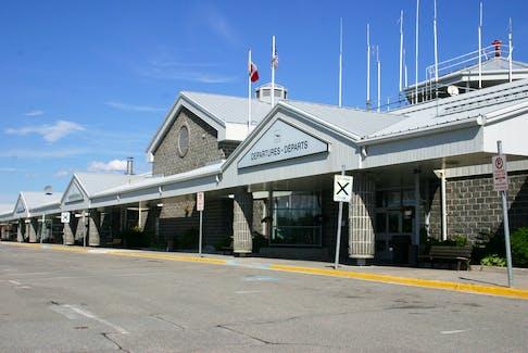 Deer Lake Airport - FILE