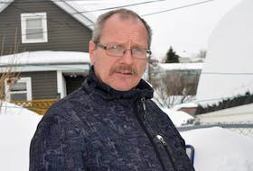 Jonathan Hardy was driving the Birchy Cabs van involved in fatal collision with a snowmobile at Humber Valley Resort on Sunday.