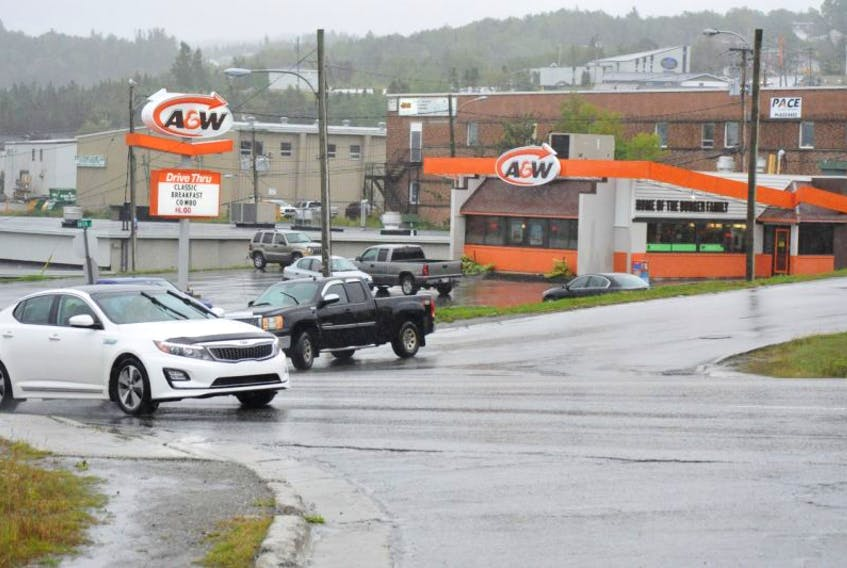 As of Sept. 18 traffic exiting Union Street at the intersection with O'Connell Drive will only be allowed to make a right-hand turn. The number of accidents that occur at the intersection involving vehicles making left-hand turns has prompted the City of Corner Brook to enact the change.